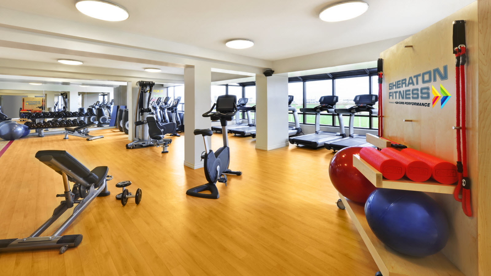 Hotel Features - Fitness Centre